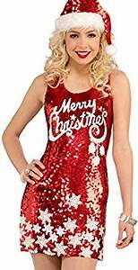 Amazon Forum Novelties Women s Racy Sequin Merry