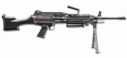 Fn M249s Saw Semi Rifles Automatic Military