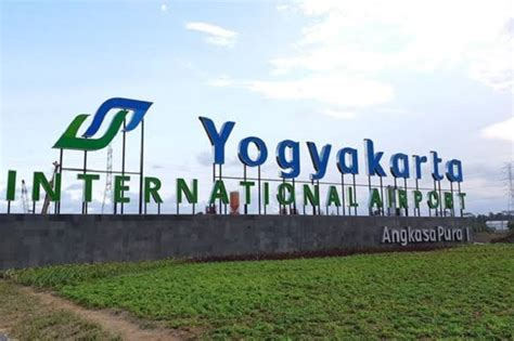 bandara yia jadi andalan tarik pelancong domestik  luar