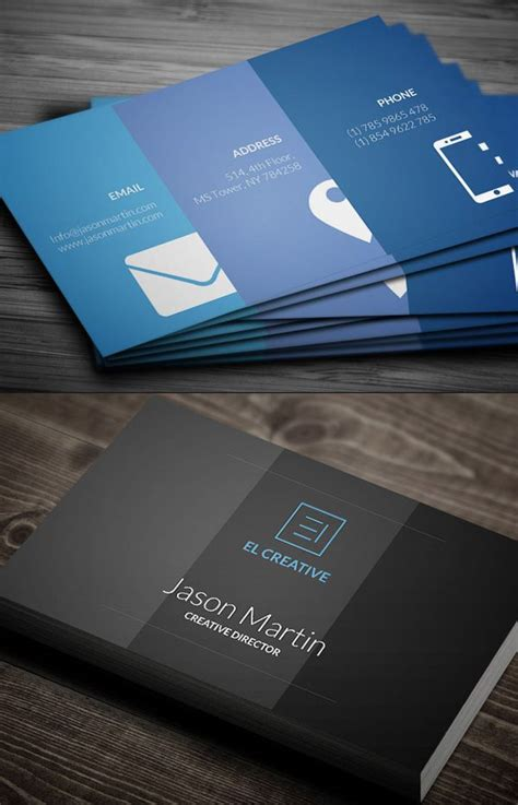 Best Visiting Card Best 25 Business Cards Ideas On Business Card
