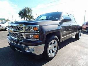 Well Equipped 2014 Chevrolet Silverado 1500 Ltz Crew Cab