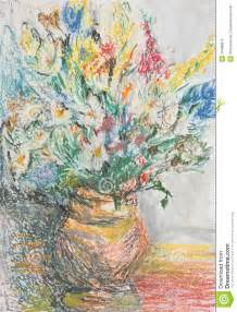 Beautiful Colorful Flowers in Vase
