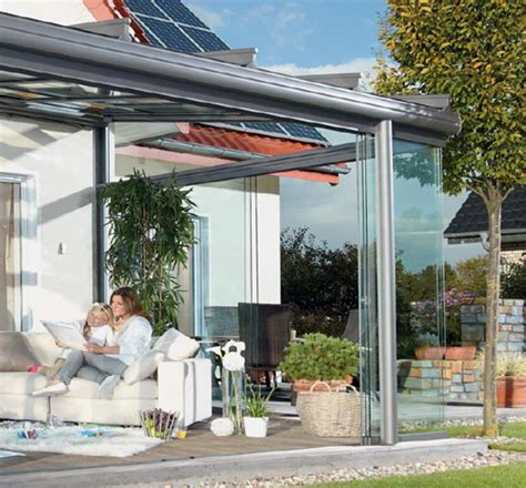 increase your living space with a glass patio roof
