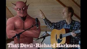 That Devil - Richard Harkness // original song - YouTube