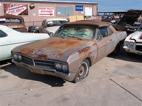 1966 buick skylark 66bu3691d desert valley auto parts