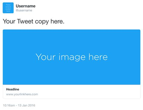 tweet template promoted tweets are they right for your brand