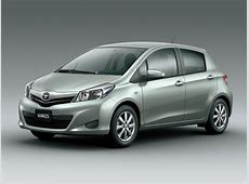 Toyota Yaris Hatchback 2013 13L in UAE New Car Prices