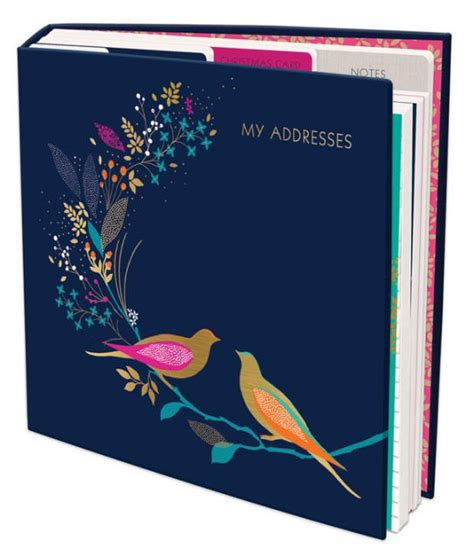 Barnes And Noble Address Book by Miller Address Book By Miller Hardcover