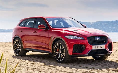 Some might really feel the steering is somewhat too light, however it's precise, making the automobile simple to position on the street. Comparison - Jaguar F-Pace SVR 2019 - vs - Lincoln ...