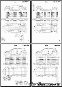 2005 Scion Xb Owners Manual Wiring Diagrams 2005 Volvo