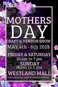 2018 Mothers day Craft & Vendor Show | Hoopla