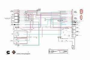 2002 Icon International Wiring Diagram