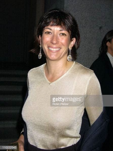 ghislaine maxwell stock   pictures getty images