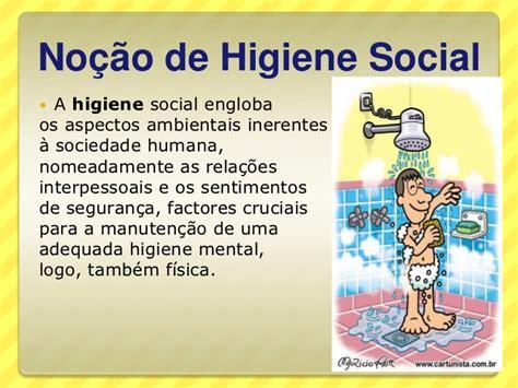 si e social de higiene pessoal e social