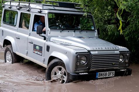 Land Rover Mobile Phone Launch