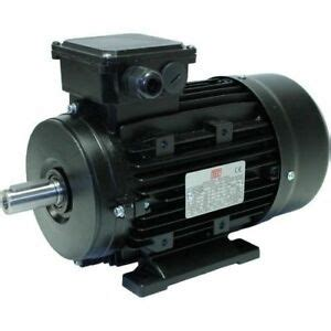 Motor Electric 1500 Rpm by 4 0kw 5 5 Hp Three 3 Phase Electric Motor 2800 Rpm 2