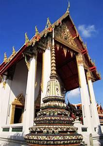 Bangkok Sightseeing  Wat Pho And Wat Phra Kaew