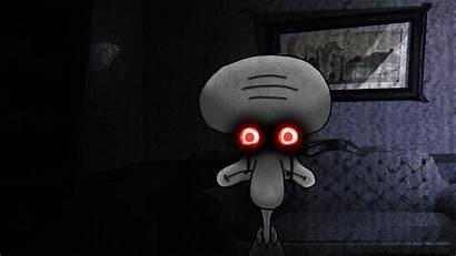 Squidward Suicide Horror Creepypasta Meme Slender Ask