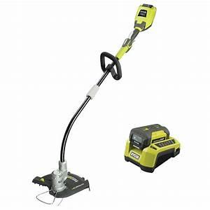 Batterie Ryobi 36v : 36v pro garden tools battery line trimmer ryobi lithium ~ Farleysfitness.com Idées de Décoration