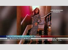 Millie Brown Hits Back At Haters WCCB Charlotte's CW