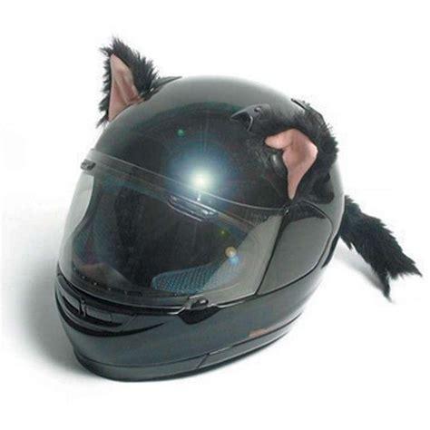 oreilles de chat pour casque moto ski snowboard gadgets insolites et r 233 volutionnaires