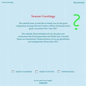 Weihnachtsgrüße Text An Chef : weihnachtsgr e per e mail peinliche fehler vermeiden ~ Haus.voiturepedia.club Haus und Dekorationen