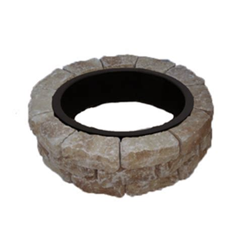 shop allen roth ashland flagstone pit patio block