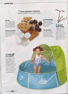 Pop Up Pool : the august issue of parents magazine features our exclusive sun smarties pop up pool and ball ~ Orissabook.com Haus und Dekorationen