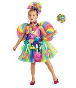 Candy Fairy Halloween Costume