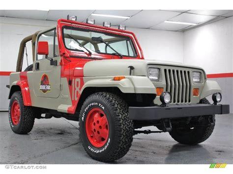 Park Wrangler by Jurassic Park Jeep Wrangler Jeep