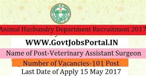 government  telangana animal husbandry department