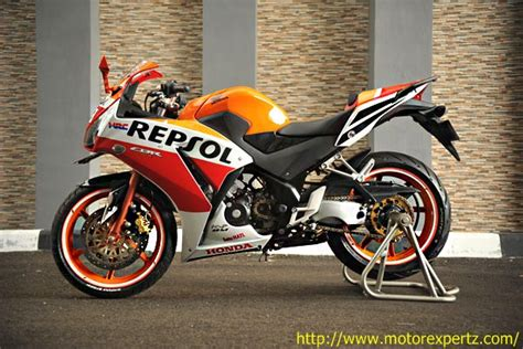 Modifikasi Cbr 150 Lokal by Modifikasi Honda Cbr150r Lokal Ala Nsr 150 Sp Pro Arm