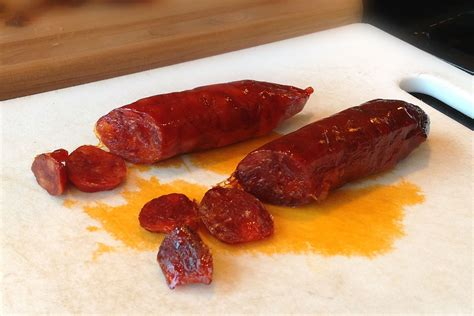 what is chorizo what about meat the overdue chorizo experiment the gourmet survivalist