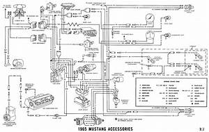 1965 Mustang Radio Wiring  Connections