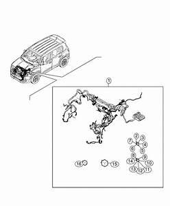 2016 Jeep Renegade Fuse  Maxi  40 Amp  Orange  Canada