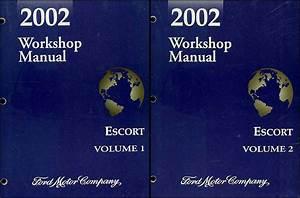 2002 Ford Escort  U0026 Zx