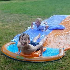 Tapis De Glisse 20m : jeux de plein air pour divertir vos enfants cet t ~ Dailycaller-alerts.com Idées de Décoration