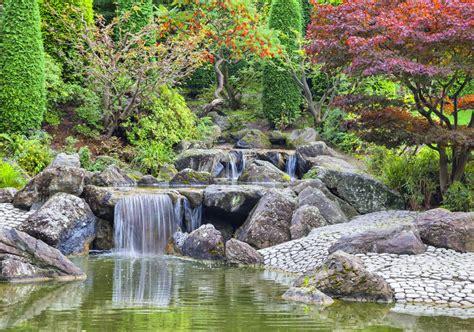 Japanischer Garten Bonn by Puzzle Deutschland Edition Waterfall At Japanese Garden