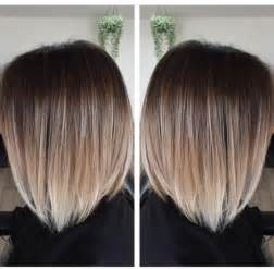 Ombre For Light Brown Hair by 2017 балаяж на темные волосы каре 29 фото модных причесок