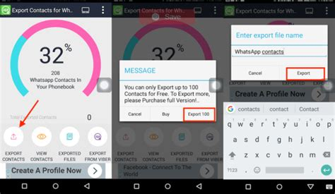 android flagship how to export whatsapp contacts to android android flagship