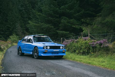 Improving A Legend A Modern E30 M3 Rally Car Speedhunters