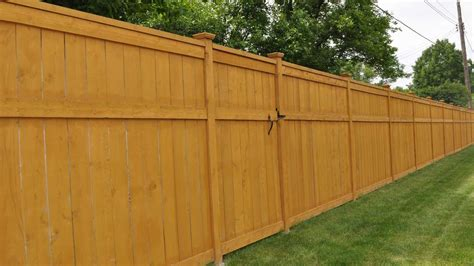 How To Install A Wood Privacy Fence