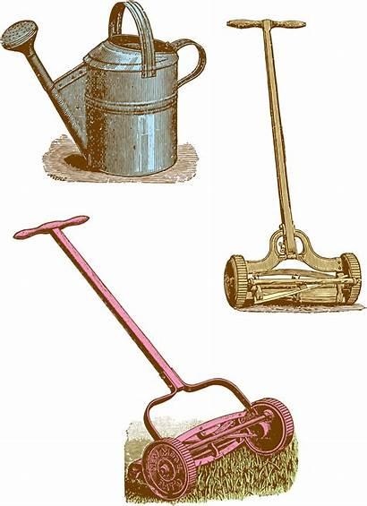Garden Clipart Tools Yard Clip Tool Cliparts