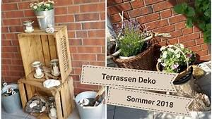 Pinterest Terrassen Deko : terrassen deko sommer 2018 sch ne sommer terrasse deko ~ Watch28wear.com Haus und Dekorationen