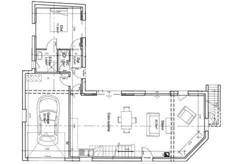 plan cuisine ouverte sur salon plan cuisine ouverte sur salon cliquer pour voir le plan