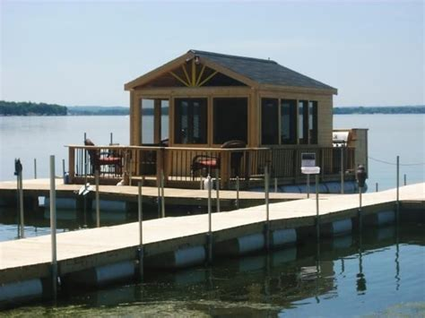Houseboat Pontoons by Trailerable Pontoon Houseboat Diy Houseboat Plans