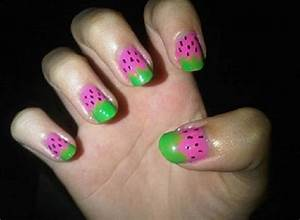 Flowers Nail Art Tutorials Step By Step | Another Heaven