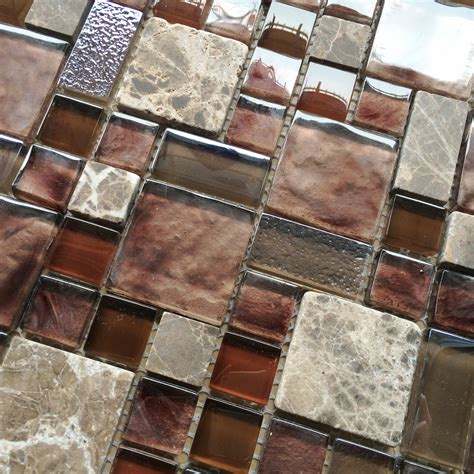 mosaic tiles backsplash kitchen burgundy glass mosaic wall tile mosaic kitchen