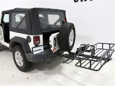jeep cargo rack racks sport rider se platform 4 bike rack w
