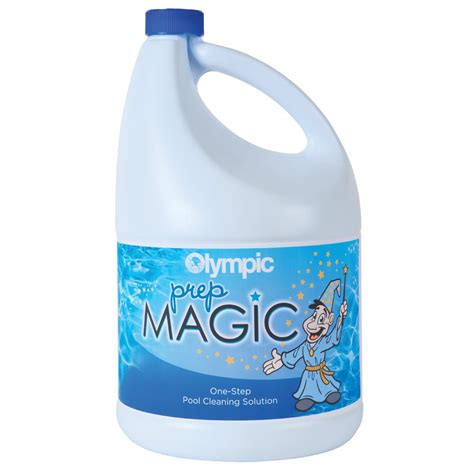 Olympic Deck Cleaner Walmart by Olympic Prep Magic One Step Cleaning Solution Gallon
